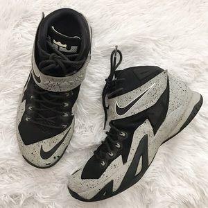 Nike Zoom Solider VIII Premium Black & Wolf Grey